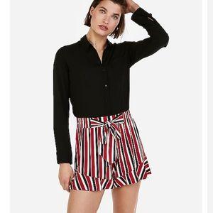 EXPRESS Ruffle Shorts